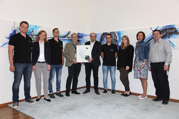 FACC Silver Supplier Award