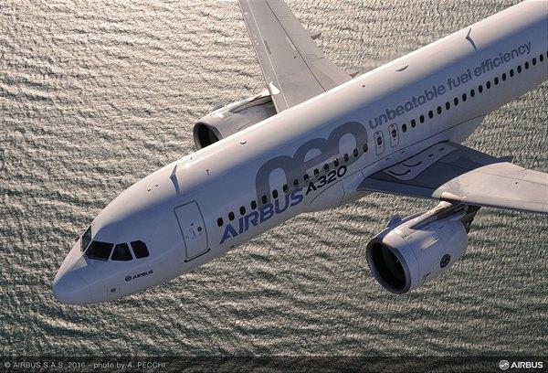 Thrust Reverser Trans Cowls für A320neo