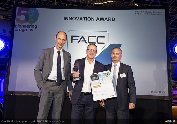 Airbus Innovation Award
